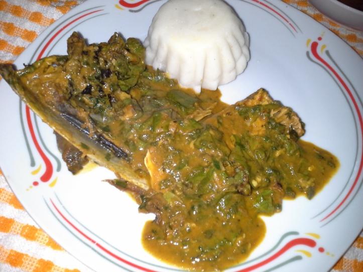 Oha-Soup-and-Pondo-cocoyam