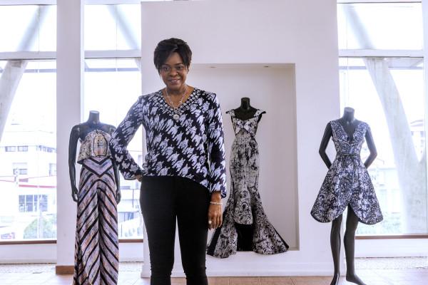 Nigerian Fashion Designer Deola Sagoe Music Africa Awake