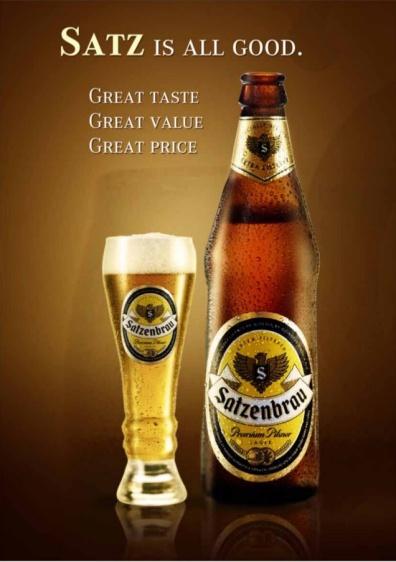 Image result for satzenbrau beer
